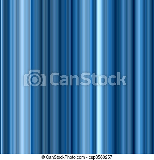 Seamless blue colors vertical lines pattern background. - csp3580257
