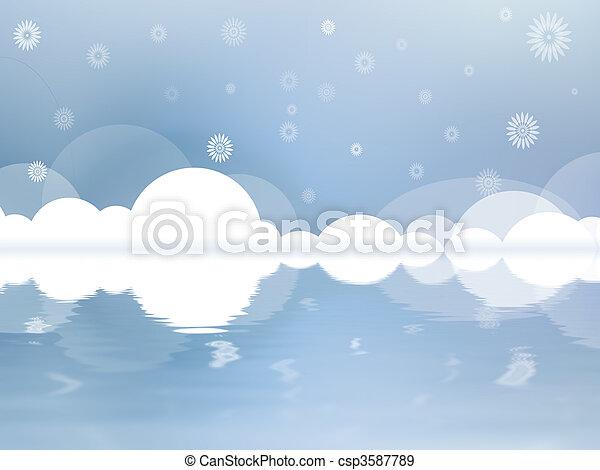 Fantasy Sky - csp3587789