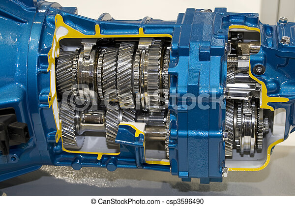 Automotive Transmission - csp3596490
