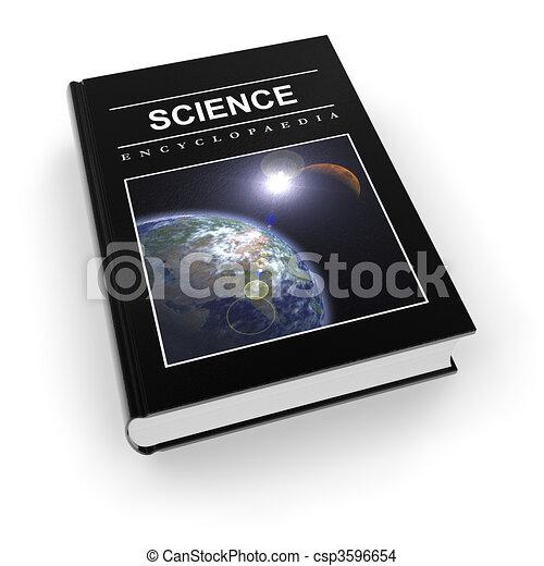 Scientific encyclopedia - csp3596654