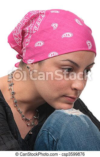 Breast Cancer Survivor - csp3599876