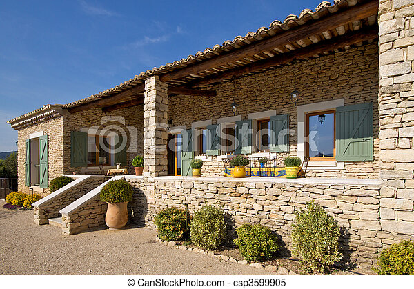 Holiday Home in the Sun - csp3599905