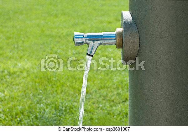 image de public boire fontaine eau coulement public. Black Bedroom Furniture Sets. Home Design Ideas