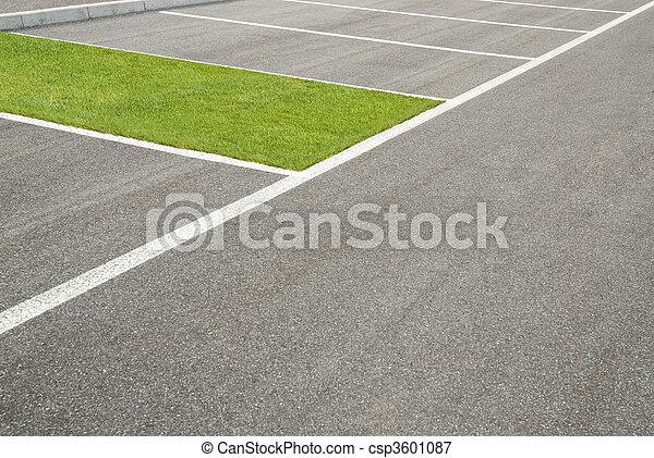 osasis in parking - csp3601087