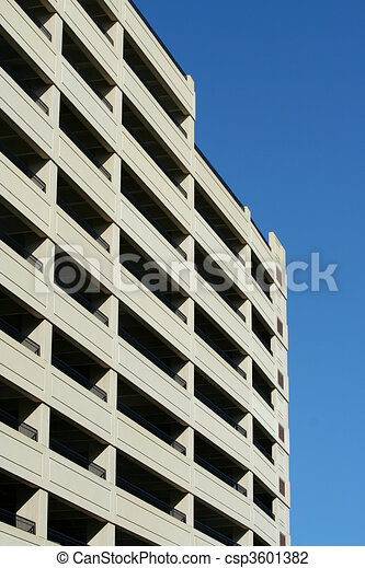 Parking deck - csp3601382
