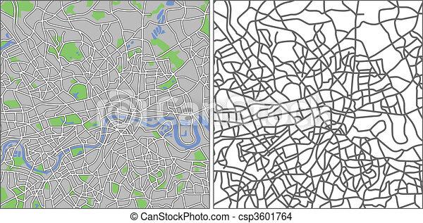 London - csp3601764