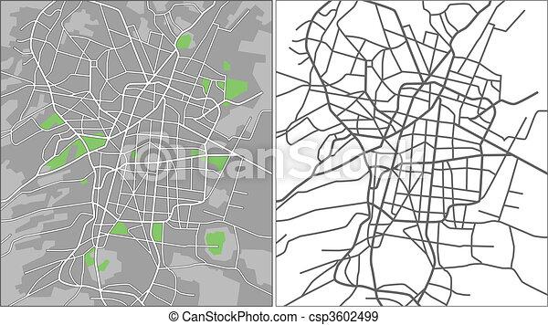 Mexico City - csp3602499