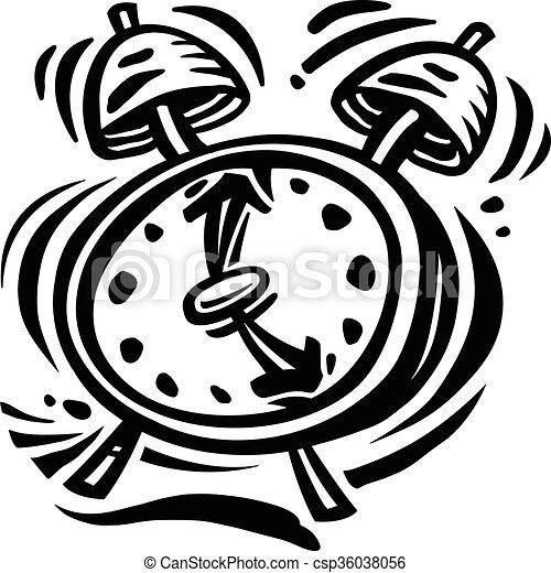 Alarm Clock - csp36038056