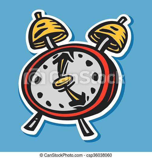 Alarm Clock - csp36038060