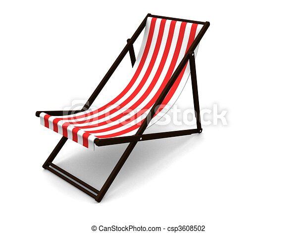 Deck Chairs Drawing Deck Chair Csp3608502
