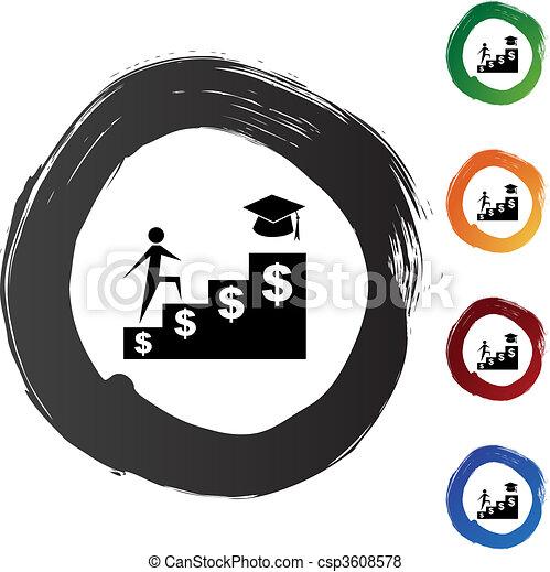 Student Financial Aid - csp3608578
