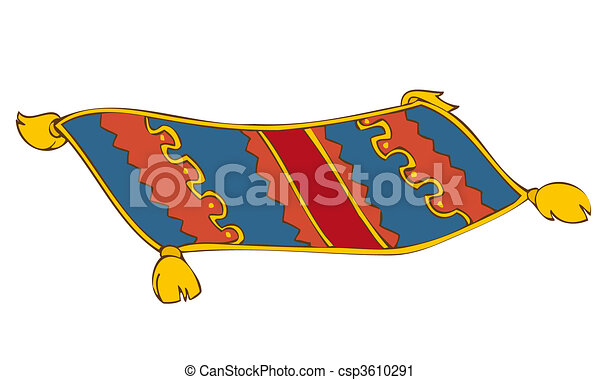 Vector clip art de alfombra persa persa alfombra - Dibujos para alfombras ...