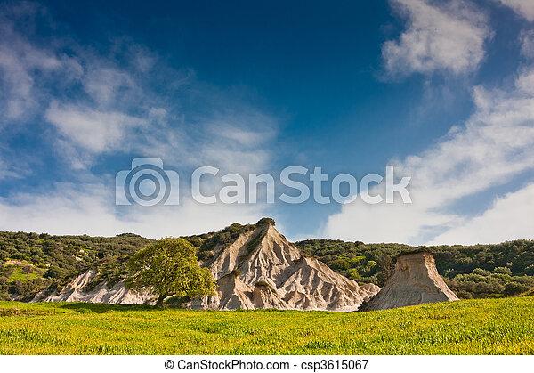 Komolithi geological phenomenon - csp3615067