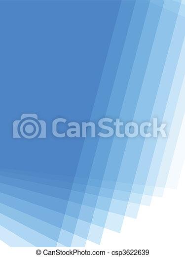 Degrade Background Blue - csp3622639