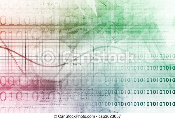 Technology Concept - csp3623057