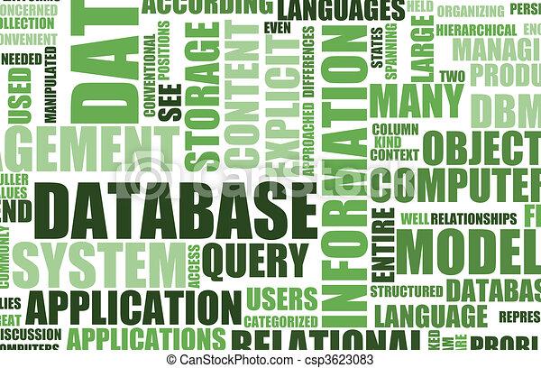 Green Database - csp3623083