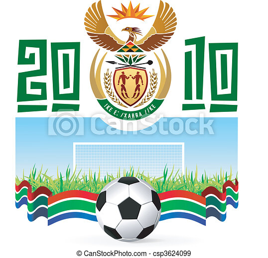 World Cup In South Africa 2010  - csp3624099