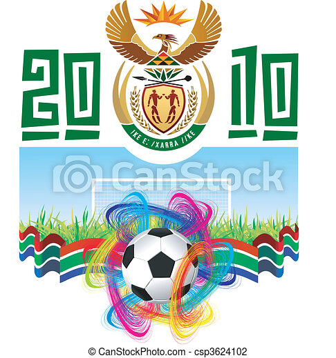 World Cup In South Africa 2010 - csp3624102