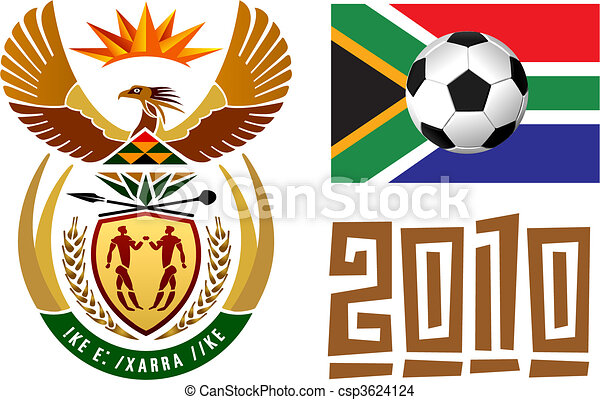World Cup In South Africa 2010 - csp3624124