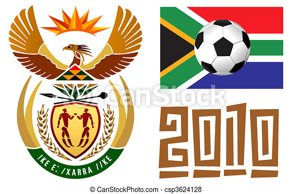 World Cup In South Africa 2010  - csp3624128