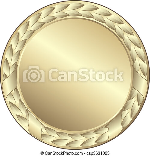 gold medal - csp3631025