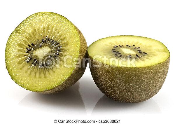 Golden Kiwi - csp3638821