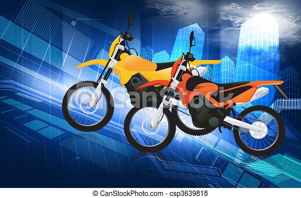 Motor sports - csp3639818