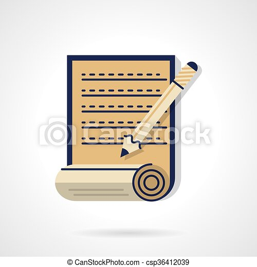 essay writing clipart