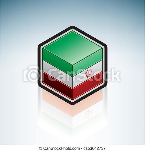 Iran { Asia } - csp3642737