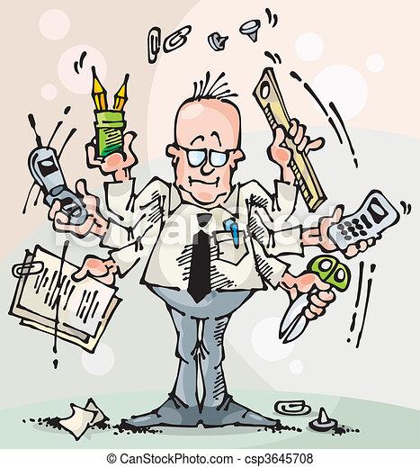 Dealer-Broker-Manager - csp3645708