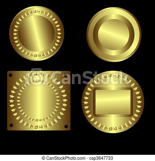 Abstract awards - csp3647733