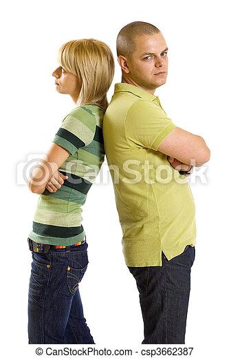 Relationship difficulties  - csp3662387