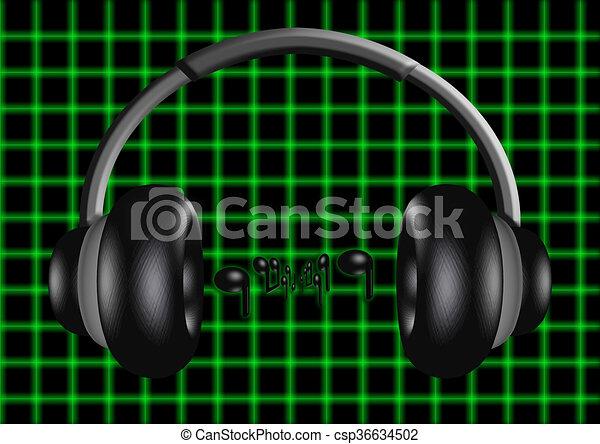Headphones 4 - csp36634502
