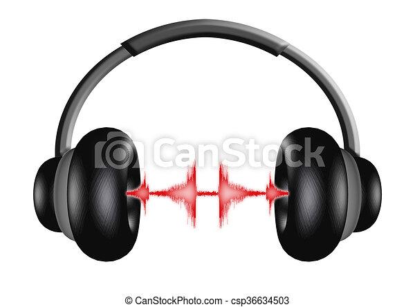 Headphones 3 - csp36634503