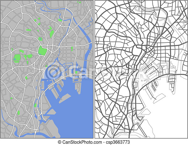 Tokyo - csp3663773