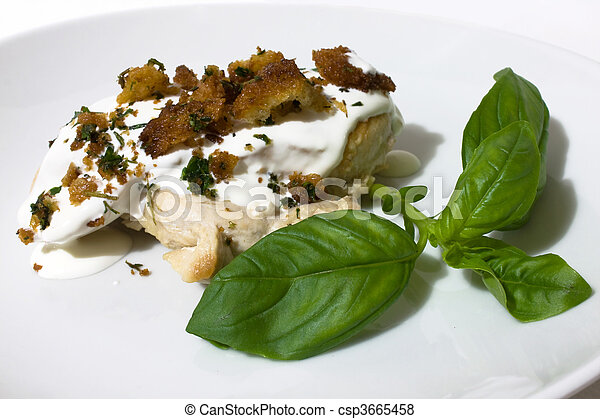 Pictures of Stuffed Herbed Chicken With Boursin Cheese ...