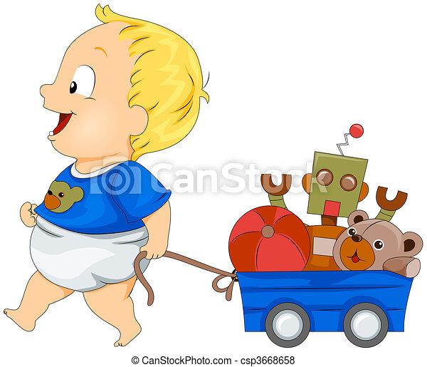 illustration bb jouets