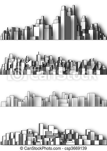 City skylines - csp3669139