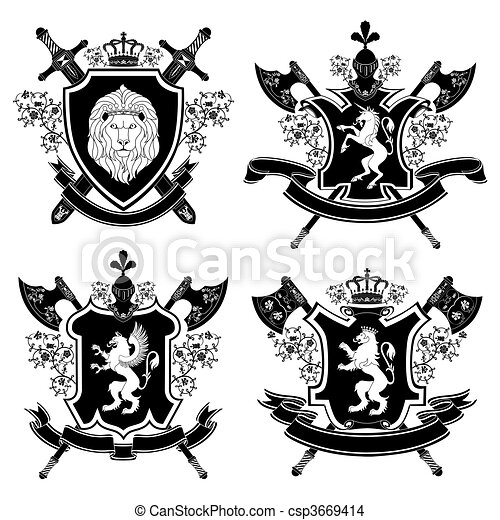 Coat of arms Illustrations and Clip Art. 27,488 Coat of arms ...