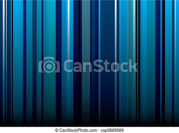 wallpaper stripe blue - csp3669569