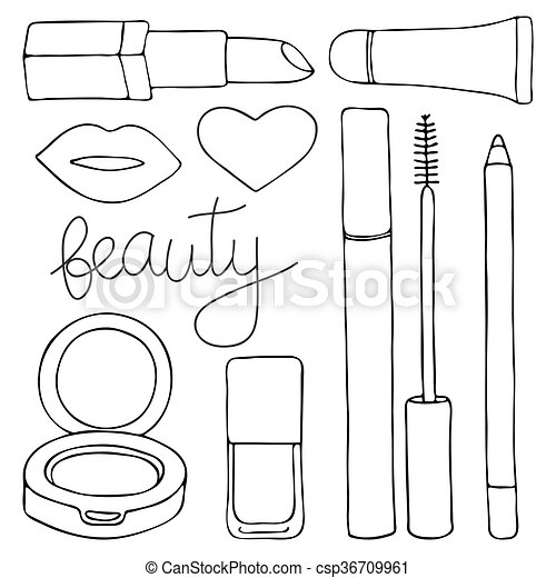 Minecraft Majkraft furthermore Dora Diego Coloring Pages further Einfacher Gorilla further Cosmetics Or Make Up Set Hand Drawn 36709961 also Lil ids. on free adult coloring page sheets