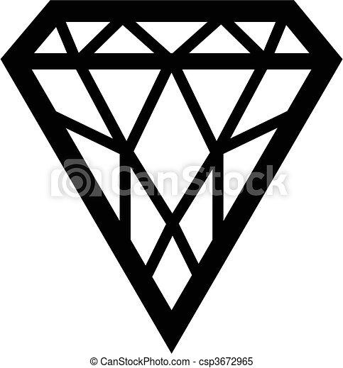 Diamond Clip Art Images