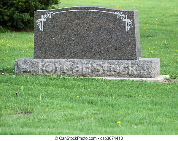 stock photography of blank headstone in cemetery a blank headstone clip art designs headstone clip art music