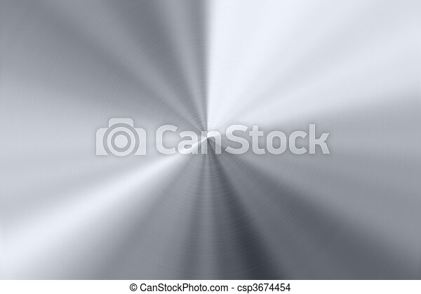 Shiny metal background - csp3674454
