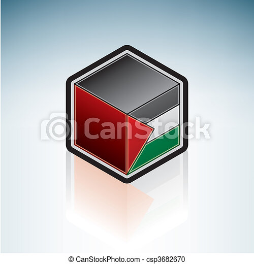 Palestine { Middle East } - csp3682670