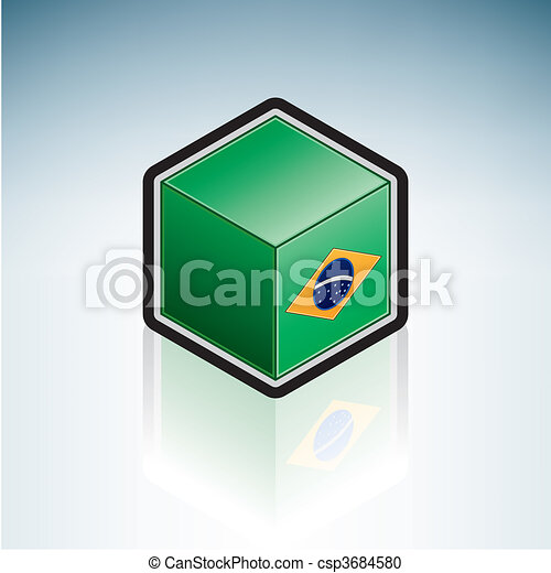 Brazil { South America } - csp3684580