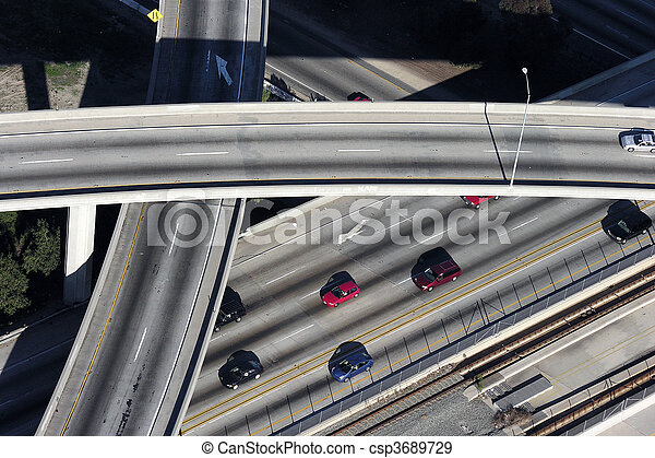 Ramp Aerial - csp3689729
