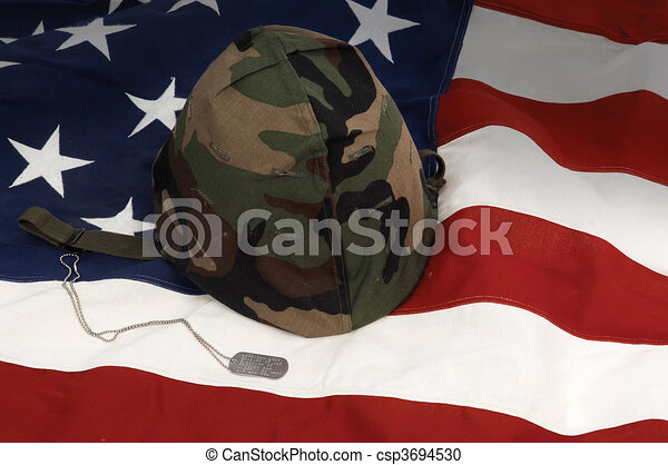 Veteran\'s Day - csp3694530
