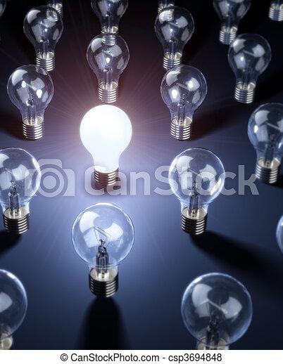 Ideas & Inspiration - csp3694848