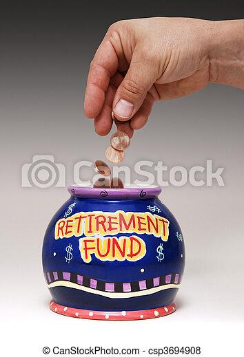 Retirement Fund - csp3694908